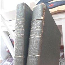 Libros antiguos: HISTORIA CRÍTICA DEL REINADO DE DON ALFONSO XIII DURANTE SU MENORIDAD BAJO LA REGENCIA DE SU MADRE. Lote 119552279