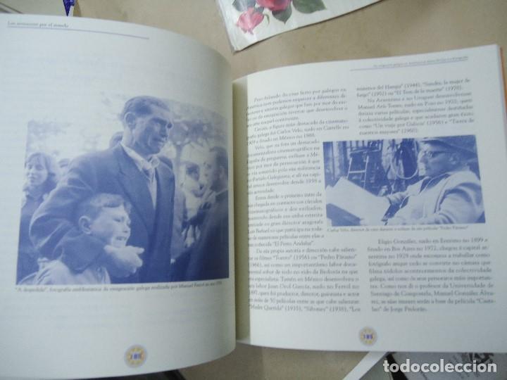 Libros antiguos: LOS AROUSANOS POR EL MUNDO NOS TAMÉN FUMOS EMIGRANTES 2008 GONZALO BOUZA-BREY - Foto 4 - 120752859