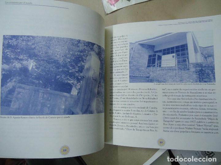 Libros antiguos: LOS AROUSANOS POR EL MUNDO NOS TAMÉN FUMOS EMIGRANTES 2008 GONZALO BOUZA-BREY - Foto 5 - 120752859