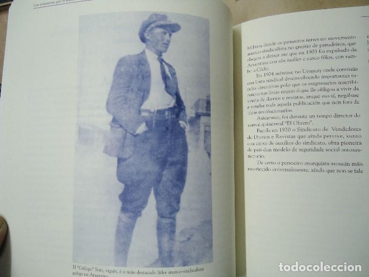 Libros antiguos: LOS AROUSANOS POR EL MUNDO NOS TAMÉN FUMOS EMIGRANTES 2008 GONZALO BOUZA-BREY - Foto 6 - 120752859