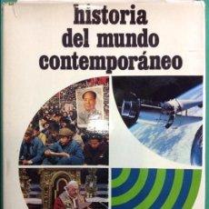 Libros antiguos: HISTORIA DEL MUNDO CONTEMPORÁNEO TOMO 2. Lote 121104543