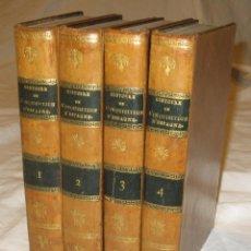 Libros antiguos: HISTOIRE CRITIQUE DE L'INQUISITION D'ESPAGNE, DEPUIS L'ÉPOQUE DE SON ÉTABLISSEMENT PAR FERDINAND VII. Lote 121666487