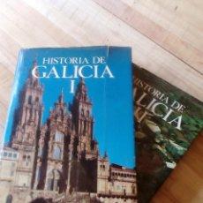 Libros antiguos: HISTORIA DE GALICIA DE ANTONIO FRAGUAS Y OTROS. Lote 121885627
