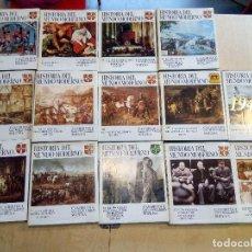Libros antiguos: HISTORIA DEL MUNDO MODERNO. SOPENA. 14 VOLÚMENES.. Lote 122293507