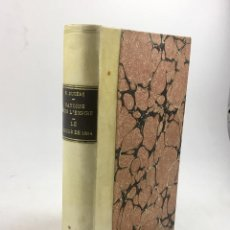 Libros antiguos: BAYONNE SOUS L'EMPIRE, LE BLOCUS DE 1814, E. DUCÉRÉ, 1900, ILLUSTRATIONS, BAYONNE. 17X24,5CM. Lote 122539335