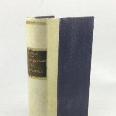 Libros antiguos: HISTOIRE DU BÉARN ET DU PAYS BASQUE, M. A. MAZURE, 1839, PARIS. 14,5X21,5CM PAIS VASCO. Lote 122554891