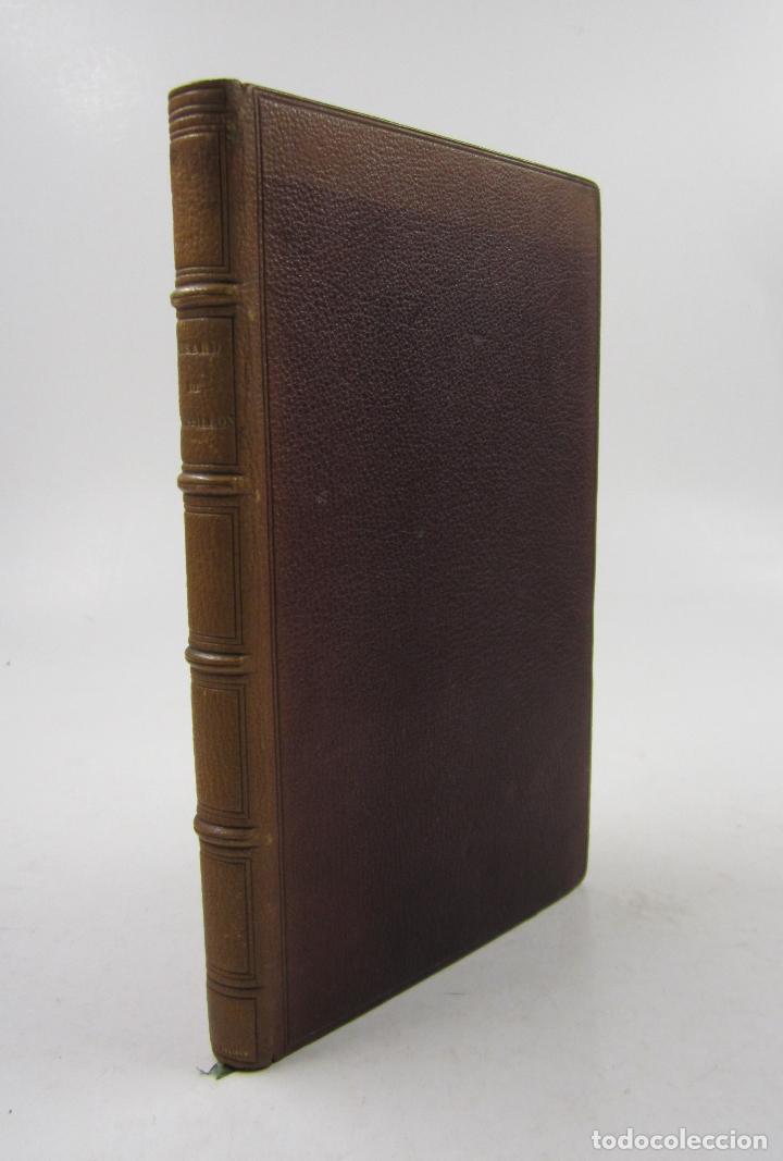 S'ENSUYT L'HYSTOIRE DE MONSEIGNEUR GERARD DE ROUSSILLON, 1856, LYON. 15X23CM (Libros antiguos (hasta 1936), raros y curiosos - Historia Moderna)