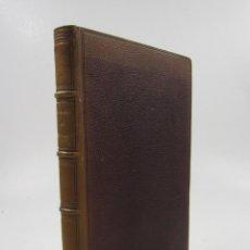 Libros antiguos: S'ENSUYT L'HYSTOIRE DE MONSEIGNEUR GERARD DE ROUSSILLON, 1856, LYON. 15X23CM. Lote 122665159