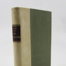 Libros antiguos: LES HAUTES PYRÉNÉES, ÉTUDE HISTORIQUE ET GÉOGRAPHIQUE, M. BOIS, C. DURIER, 1885, TARBES. 12X18CM. Lote 122763871