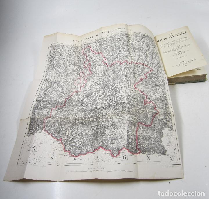 Libros antiguos: Les hautes pyrénées, étude historique et géographique, M. Bois, C. Durier, 1885, Tarbes. 12x18cm - Foto 4 - 122763871