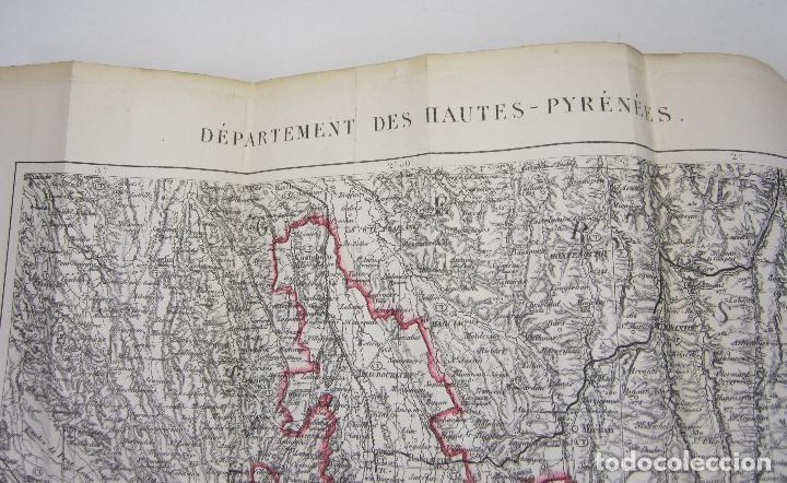 Libros antiguos: Les hautes pyrénées, étude historique et géographique, M. Bois, C. Durier, 1885, Tarbes. 12x18cm - Foto 5 - 122763871