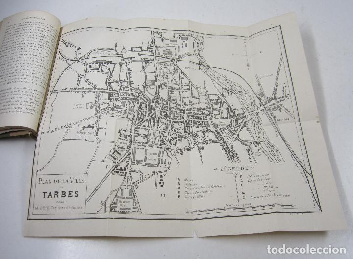 Libros antiguos: Les hautes pyrénées, étude historique et géographique, M. Bois, C. Durier, 1885, Tarbes. 12x18cm - Foto 9 - 122763871