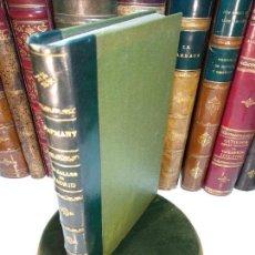 Libros antiguos: ORIGEN HISTÓRICO Y ETIMOLÓGICO DE LAS CALLES DE MADRID - D. ANTONIO CAPMANI Y MONTPALAU - 1863 - MAD. Lote 122817935