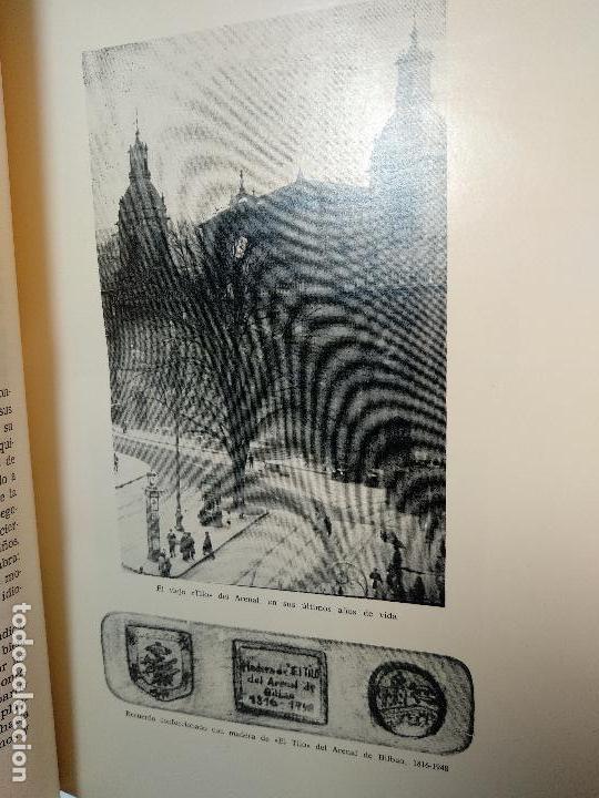 Libros antiguos: PANORÁMICAS Y REMEMBRANZAS DE BILBAO - ALBERTO DIEGUEZ BERBEN - COLECC. EL COFRE BILBAINO - 1973 - Foto 6 - 122820591