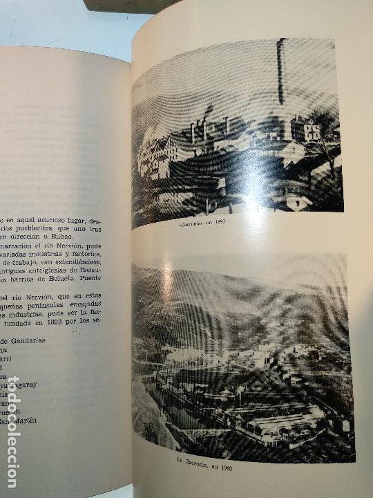 Libros antiguos: PANORÁMICAS Y REMEMBRANZAS DE BILBAO - ALBERTO DIEGUEZ BERBEN - COLECC. EL COFRE BILBAINO - 1973 - Foto 9 - 122820591