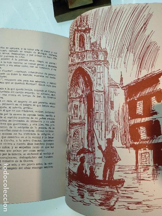 Libros antiguos: PAZ EN LA GUERRA - MIGUEL DE UNAMUNO - COLECC. EL COFRE BILBAINO - 1972 - BILBAO - NUMERADO - - Foto 8 - 122821235