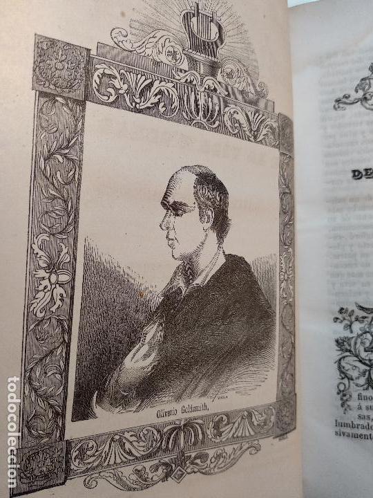 Libros antiguos: HISTORIA DE INGLATERRA POR OLIVERIO GOLDSMITH - VERTIDA AL CASTELLANO POR DON ANGEL FERNANDEZ DE LOS - Foto 6 - 122821915