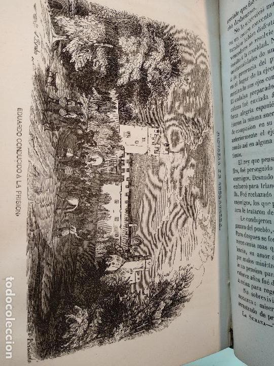 Libros antiguos: HISTORIA DE INGLATERRA POR OLIVERIO GOLDSMITH - VERTIDA AL CASTELLANO POR DON ANGEL FERNANDEZ DE LOS - Foto 9 - 122821915