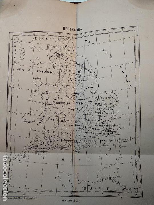 Libros antiguos: HISTORIA DE INGLATERRA POR OLIVERIO GOLDSMITH - VERTIDA AL CASTELLANO POR DON ANGEL FERNANDEZ DE LOS - Foto 15 - 122821915