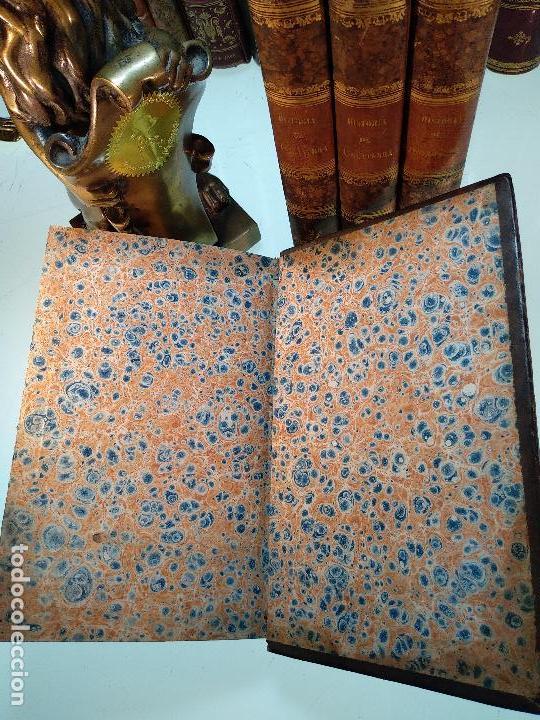Libros antiguos: HISTORIA DE INGLATERRA POR OLIVERIO GOLDSMITH - VERTIDA AL CASTELLANO POR DON ANGEL FERNANDEZ DE LOS - Foto 17 - 122821915
