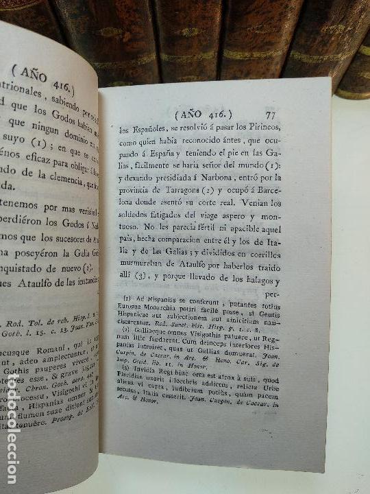 Libros antiguos: OBRAS DE DON DIEGO DE SAAVEDRA FAXARDO - 11 TOMOS - EN LA OFICINA DE D. BENITO CANO - MADRID - 1789 - Foto 11 - 122824867