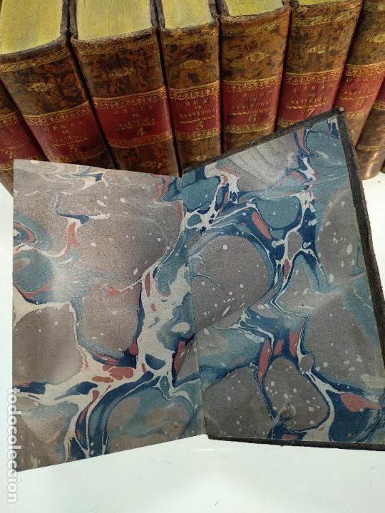Libros antiguos: OBRAS DE DON DIEGO DE SAAVEDRA FAXARDO - 11 TOMOS - EN LA OFICINA DE D. BENITO CANO - MADRID - 1789 - Foto 15 - 122824867