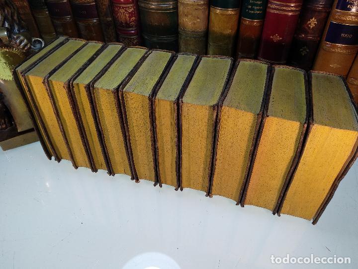Libros antiguos: OBRAS DE DON DIEGO DE SAAVEDRA FAXARDO - 11 TOMOS - EN LA OFICINA DE D. BENITO CANO - MADRID - 1789 - Foto 17 - 122824867