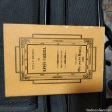 Libros antiguos: VIDA Y HECHOS DE RAMON CABRERA. Lote 123067899