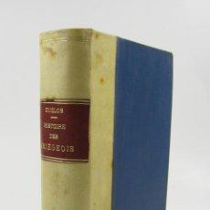 Libros antiguos: HISTOIRE DE ARIÉGEOIS, M. H. DUCLOS, 1881, PARIS. 16X22,5CM. Lote 123322151