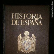Libros antiguos: F1 HISTORIA DE ESPAÑA TOMO III RODRIGUEZ CODOLA 1915. Lote 124383087