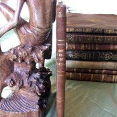 Libros antiguos: DON ¿ ALFONSO Ó DON CARLOS? 1872 ESTUDIO HISTÓRICO-LEGAL.. Lote 124571291