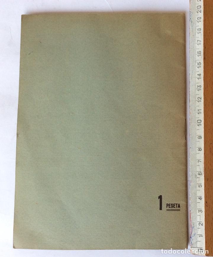 Libros antiguos: LIBRO FOLLETO. ELÍAS OLMOS CANALDA. LA CARCHOFA DE SILLA. SILLA. VALENCIA. 1939. - Foto 2 - 125147731