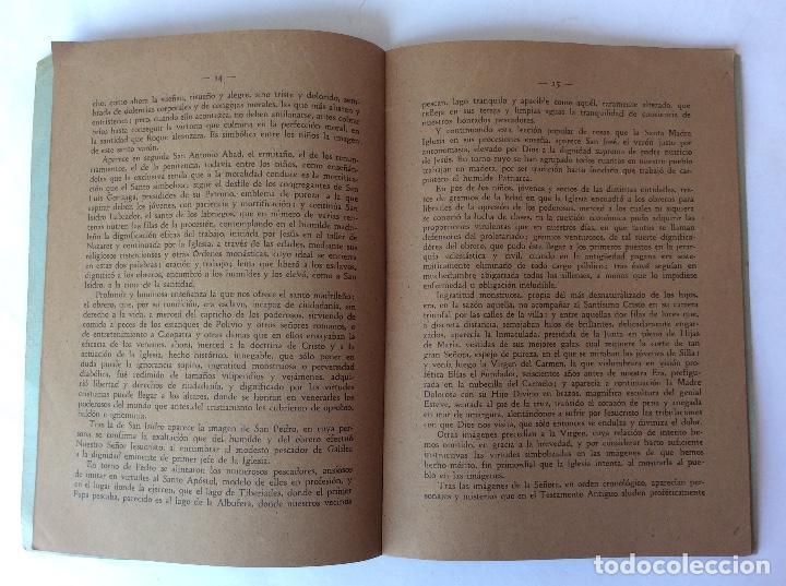 Libros antiguos: LIBRO FOLLETO. ELÍAS OLMOS CANALDA. LA CARCHOFA DE SILLA. SILLA. VALENCIA. 1939. - Foto 4 - 125147731