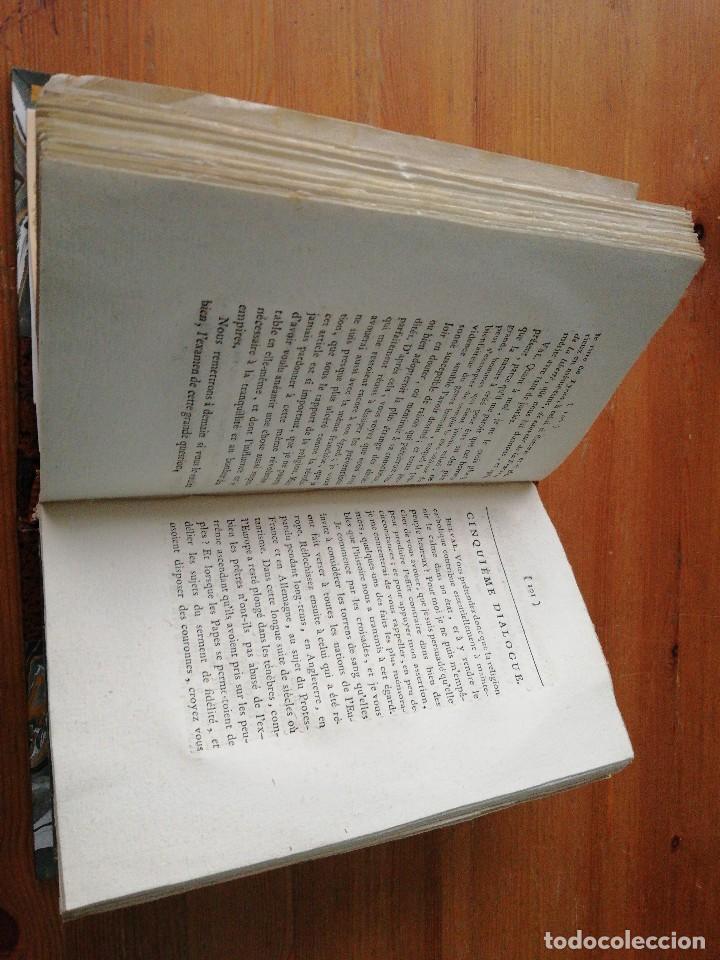 Libros antiguos: Dialogue sur la Revolution francaise. Bosredon Ransijat. 1802. - Foto 8 - 125261547
