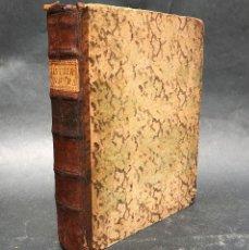 Libros antiguos: 1768 HISTORIA DE ESPAÑA - THOMAS SALMON - MAPAS - GRABADOS - PORTUGAL . Lote 126311647