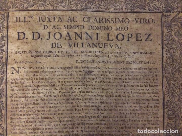 Libros antiguos: PERGAMINO DE 1757 DE GRAN RAREZA - Foto 5 - 127228355