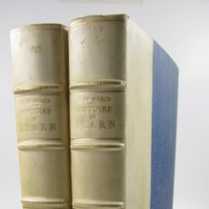 Libros antiguos: HISTOIRE DE BÉARN, PIERRE DE MARCA, 1912, 2 TOMOS, PAU. 28X33,5CM. Lote 127727615