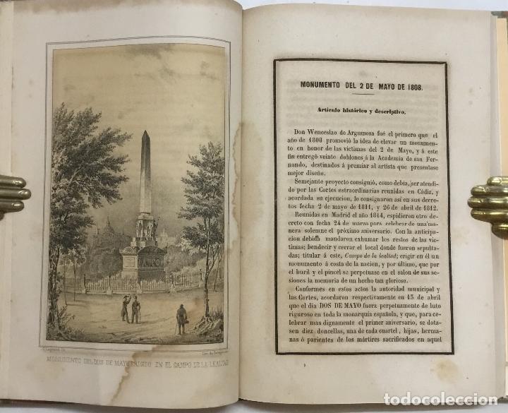 Libros antiguos: CORONA FUNEBRE DEL 2 DE MAYO DE 1808. Colección de composiciones poéticas por varios autores en hono - Foto 5 - 123234896