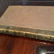 Libros antiguos: HISTORIA GENERAL DE LAS MISIONES. BARÓN DE HENRION - ED.D. JUAN OLIVERES, 1863. TOMO 2 PRIMERA PARTE. Lote 128451459
