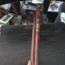 Libros antiguos: LA REDENCIÓN DE ITALIA - MUKDEN (RIERA, A) - CRÍMENES CÉLEBRES. Lote 128475379