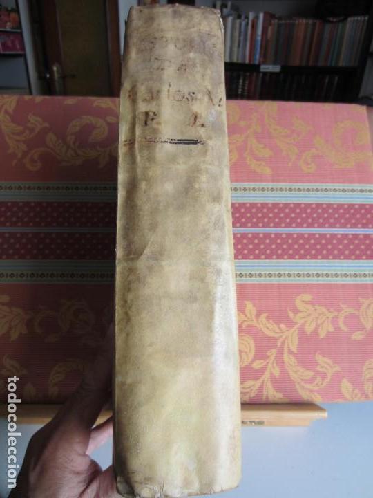 Libros antiguos: 1681-VIDA DEL EMPERADOR CARLOS V. SANDOVAL.GERONIMO VERDUSSEN.COMPLETA EN DOS TOMOS CON 48 GRABADOS - Foto 3 - 130004959