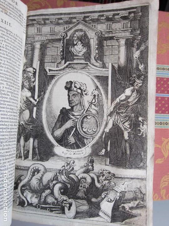 Libros antiguos: 1681-VIDA DEL EMPERADOR CARLOS V. SANDOVAL.GERONIMO VERDUSSEN.COMPLETA EN DOS TOMOS CON 48 GRABADOS - Foto 15 - 130004959