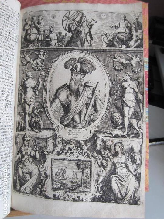Libros antiguos: 1681-VIDA DEL EMPERADOR CARLOS V. SANDOVAL.GERONIMO VERDUSSEN.COMPLETA EN DOS TOMOS CON 48 GRABADOS - Foto 23 - 130004959