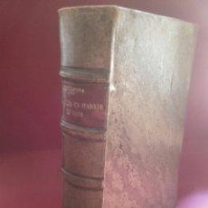 Libros antiguos: LA VIDA EN MADRID EN 1888, ENRIQUE SEPÚLVEDA, AÑO CUARTO, SEXTA EDICIÓN, MADRID 1889. Lote 131360869