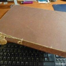 Libros antiguos: DIARIO DE UN TESTIGO DE LA GUERRA DE AFRICA, PEDRO A. DE ALARCON, 1ª EDICION DE 1959 CON MAPA . Lote 131418490