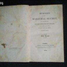 Libros antiguos: HISTORIA. FRANCESES EN ESPAÑA A COMIENZOS DEL XIX. MUCHA Y BUENA INFORMACIÓN.. Lote 131549218