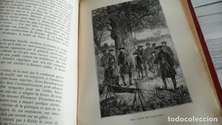 Libros antiguos: LE TAMBOUR DU ROYAL-AUVERGNE, PARTICIPACIÓN FRANCESA EN LA GUERRA DE INDEPENDENCIA DE ESTADOS UNIDOS - Foto 7 - 131702382