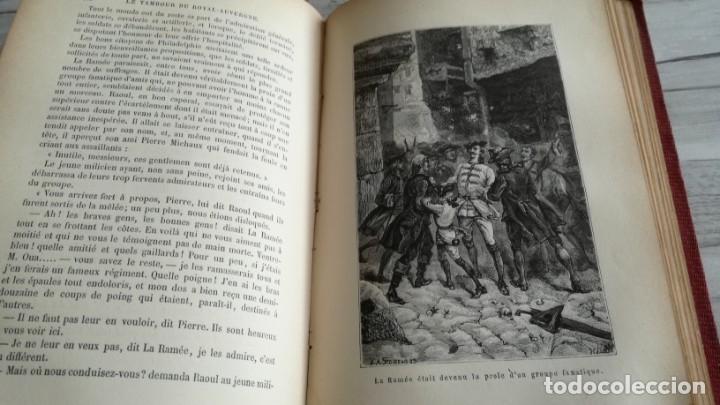 Libros antiguos: LE TAMBOUR DU ROYAL-AUVERGNE, PARTICIPACIÓN FRANCESA EN LA GUERRA DE INDEPENDENCIA DE ESTADOS UNIDOS - Foto 8 - 131702382
