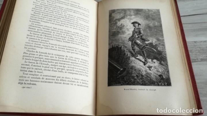 Libros antiguos: LE TAMBOUR DU ROYAL-AUVERGNE, PARTICIPACIÓN FRANCESA EN LA GUERRA DE INDEPENDENCIA DE ESTADOS UNIDOS - Foto 9 - 131702382