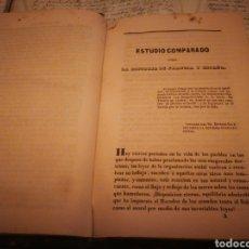 Libros antiguos: HISTORA DE LA BASTILLA. SIGLO XIX.. AÑO?. Lote 132109755